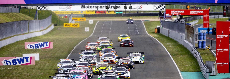 Die Mercedes-AMG-Werkspiloten Maximilian Buhk und Raffaele Marciello siegten in Oschersleben im Samstagsrennen