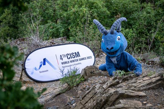 CISM - Maskottchen