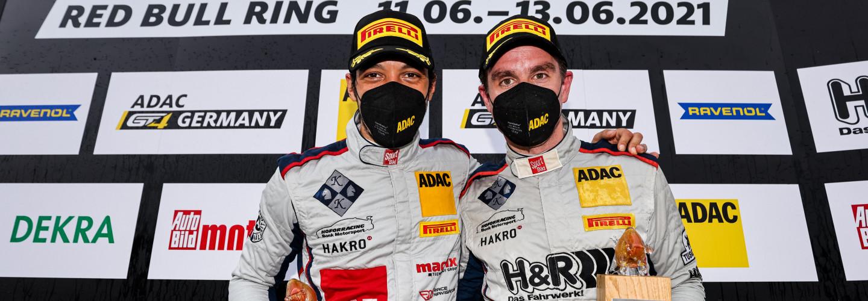 Seriensieger: Gabriele Piana (li.) und Michael Schrey