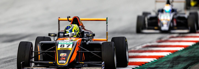 Führender der Fahrerwertung: Oliver Bearman gilt es in Zandvoort zu schlagen
