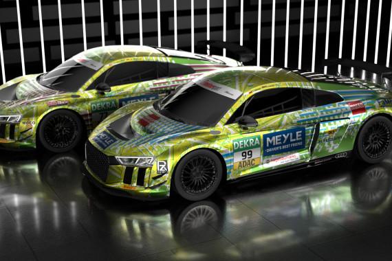 GT4 Germany - T3Motorsport