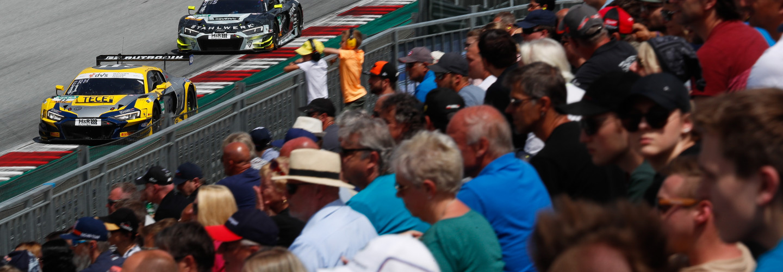 Das ADAC GT Masters freut sich auf Fans am Lausitzring