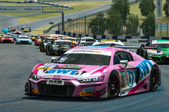 GTM eSport F1