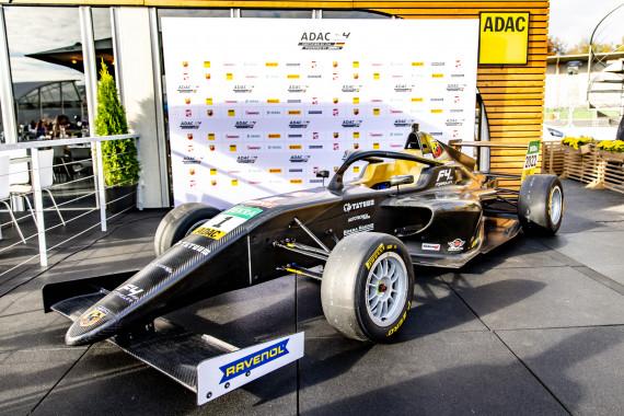 Die ADAC Formel 4 setzt auch 2022 auf Tatuus, Abarth und Pirelli