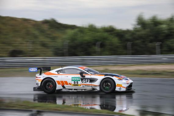 Zurück im ADAC GT Masters: Aston Martin Vantage GT3